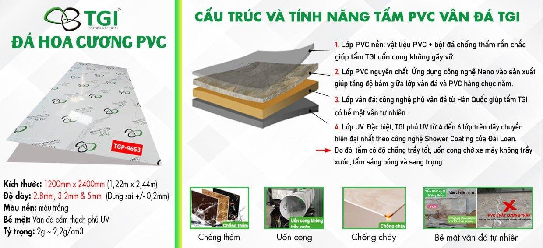 Đá Hoa Cương PVC